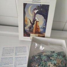 Puzzles: PUZZLE NATHAN ZODIACAL, ZODIACO CÁNCER. 500 PIEZAS. 36 X 49,8 CM.. Lote 198015728