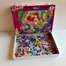 Puzzles: PUZZLE DISNEY 35 PIEZAS COMPLETO. Lote 198321620