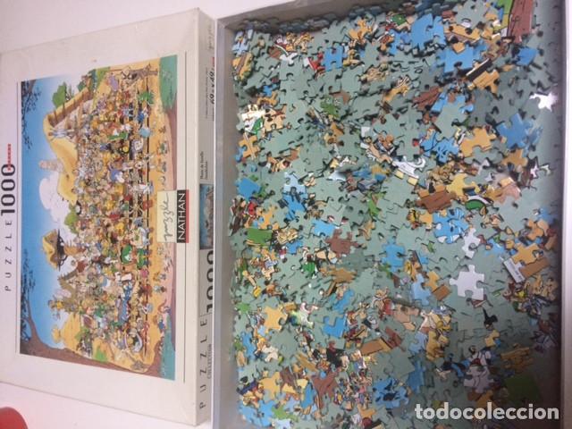 Puzzles: PUZZLE ALDEA ASTERIX 1000 PIEZAS. Medidas 70 x 50 cms - Foto 3 - 198339950