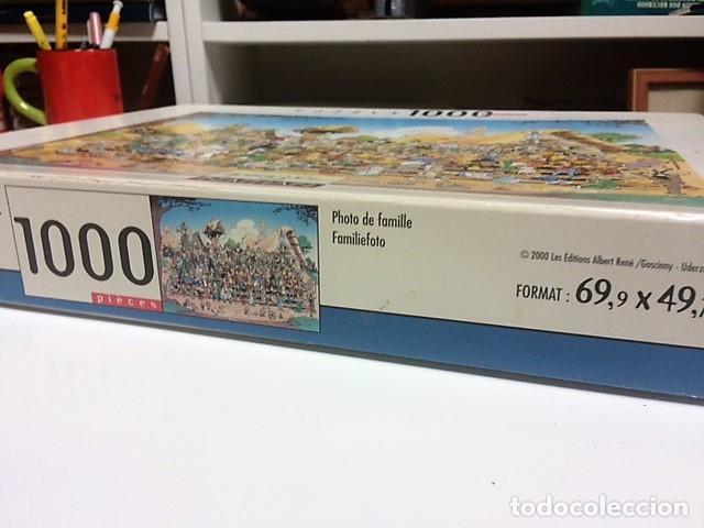 Puzzles: PUZZLE ALDEA ASTERIX 1000 PIEZAS. Medidas 70 x 50 cms - Foto 5 - 198339950
