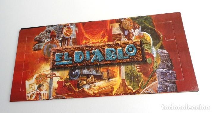 EL DIABLO - PUZZLE NESTLE AÑOS 90 - NUEVO (Juguetes - Juegos - Puzles)