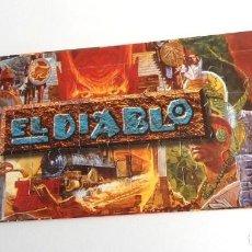 Puzzles: EL DIABLO - PUZZLE NESTLE AÑOS 90 - NUEVO. Lote 198431305