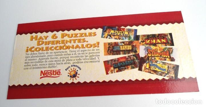Puzzles: EL DIABLO - PUZZLE NESTLE AÑOS 90 - NUEVO - Foto 2 - 198431305