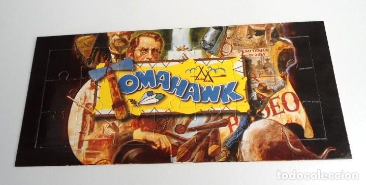 TOMAHAWK - PUZZLE NESTLE AÑOS 90 - NUEVO (Juguetes - Juegos - Puzles)