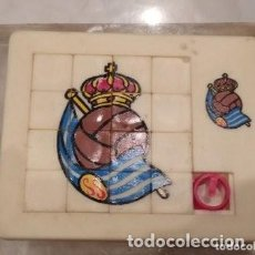 Puzzles: PUZZLE LABERINTO FÚTBOL. Lote 198672971