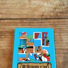 Puzzles: PUZZLE D'ARTACAN Y LOS TRES MOSQUETEROS. Lote 198886600