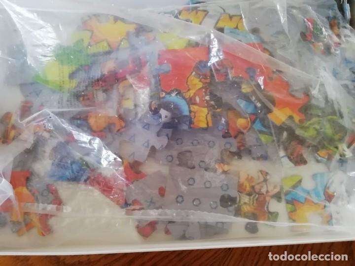 Puzzles: Puzzle Progresivo Super Hero Squad Contiene 4 puzzles con diferente número de piezas (entre 12 y 25) - Foto 4 - 199223373