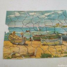 Puzzles: PUZZLE MUY ANTIGUO. Lote 199282850