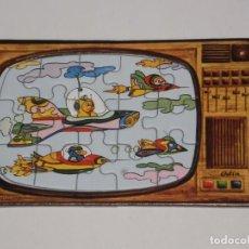 Puzzles: MINI PUZZLE ODÍN *15 PIEZAS* ( MADE IN SPAIN ) MOTIVO SERIES TV. DE LA ÉPOCA . AÑOS 80 .. Lote 199742590