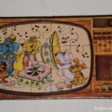 Puzzles: MINI PUZZLE ODÍN *15 PIEZAS* ( MADE IN SPAIN ) MOTIVO SERIES TV. DE LA ÉPOCA . AÑOS 80 .. Lote 199742697