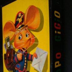 Puzzles: PUZZLE TOPO GIGIO - ROMPECABEZAS - COMPLETO. Lote 200535907