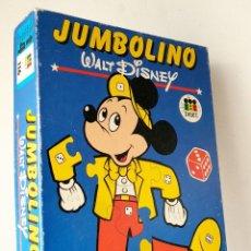 Puzzles: JUMBOLINO MICKEY MOUSE WALT DISNEY . Lote 200551538