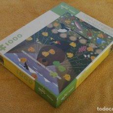 Puzzles: PUZLE PUZZLE PINTURA CHARLEY HAPPER THE ROCKY MOUNTAINS 1000 PIEZAS – COMPLETO – A ESTRENAR. Lote 200811406