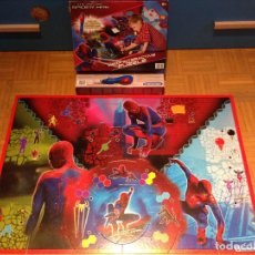 Puzzles: MEGA INTERACTIVE PUZZLE - MARVEL ULTIMATE ,THE AMAZING SPIDERMAN -. Lote 200861652