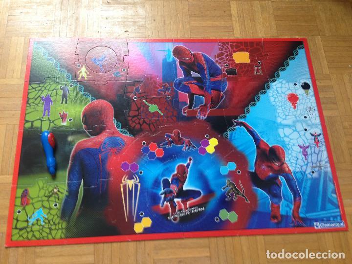 Puzzles: MEGA INTERACTIVE PUZZLE - MARVEL ULTIMATE ,THE AMAZING SPIDERMAN - - Foto 4 - 200861652