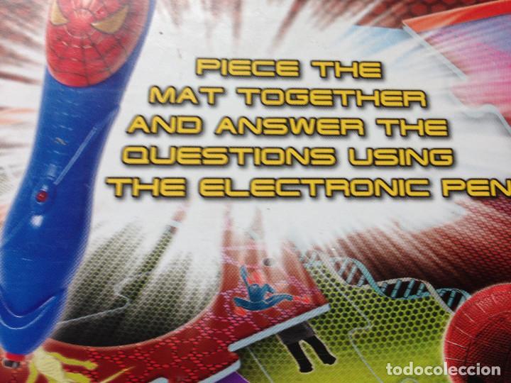 Puzzles: MEGA INTERACTIVE PUZZLE - MARVEL ULTIMATE ,THE AMAZING SPIDERMAN - - Foto 7 - 200861652