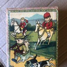 Puzzles: ANTIGUO PUZZLE ANTIGUO, AÑOS 30-40, COMPLETO, MUY BUEN ESTADO. Lote 201260916