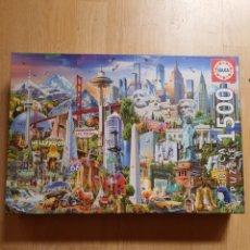 Puzzles: PUZZLE. 1500 PIEZAS. Lote 201992352