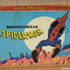Puzzles: ROMPECABEZAS SPIDER-MAN MARVEL COMICS GROUP INC 1979. ROMAGOSA. Lote 202282527