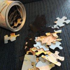 Puzzles: PUZZLE 100 PIEZAS / IMÁN GIGANTE PARA EL FRIGORÍFICO. MAPA DE NUEVA YORK. EN LATA. 26 X 35 CM. NUEVO. Lote 203774452