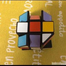 Puzzles: CUBO RUBIK RARO DE LOS AÑOS 80. Lote 203896082
