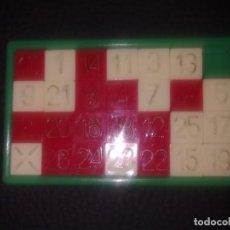 Puzzli: PUZZLE LABERINTO NUMEROS. Lote 203928395