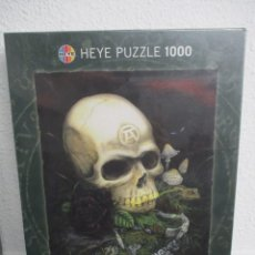 Puzzles: PUZZLE ALCHEMY GOTHIC 1977 ENGLAND - NUEVO - 1000 PIEZAS - DESCATALOGADO. Lote 204761751