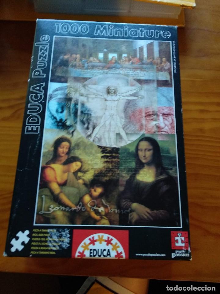 Puzzles: mini puzzle educa - Foto 2 - 205104022