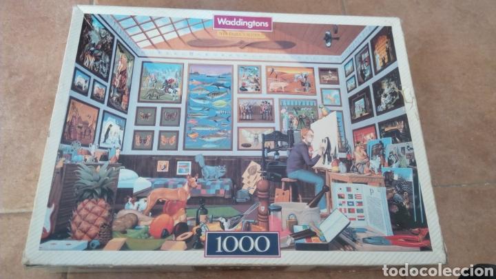 PUZZLE 1000 (Juguetes - Juegos - Puzles)