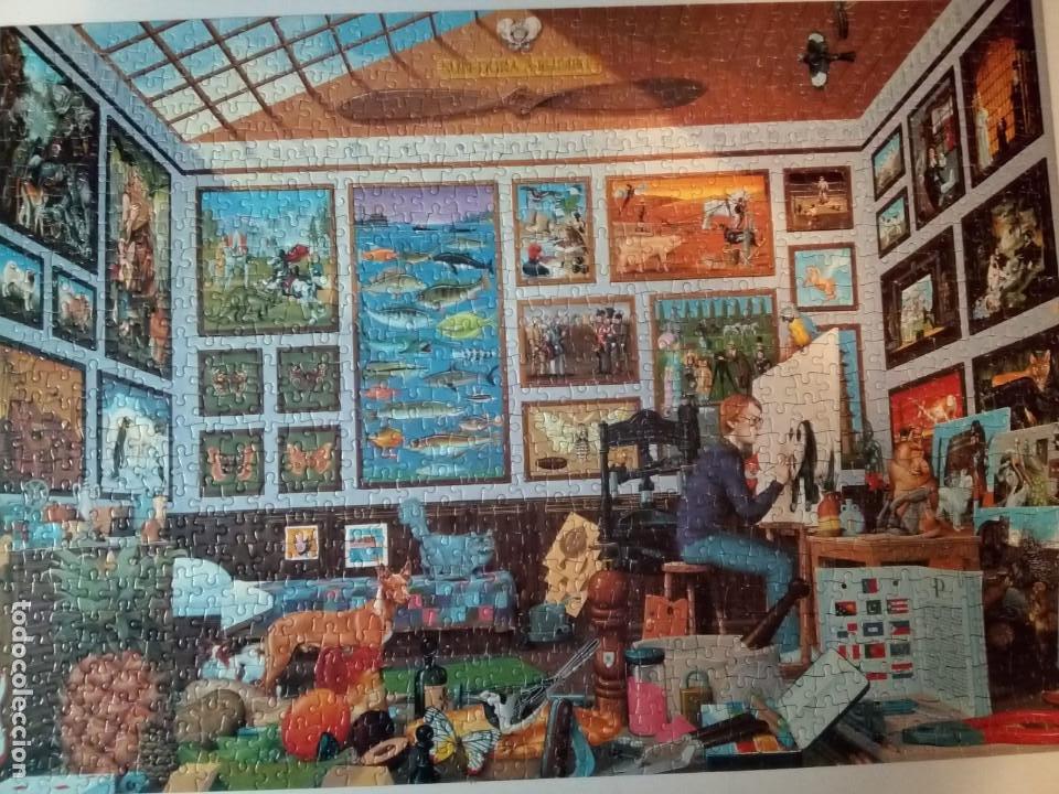 Puzzles: Puzzle 1000 - Foto 2 - 205354411