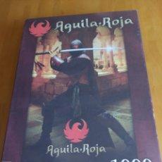 Puzzles: PUZZLE AGUILA-ROJA 1000 PIEZAS. Lote 205553317