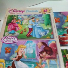 Puzzles: DOS PUZZLES DISNEY. Lote 205606363