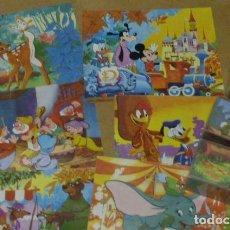 Puzzles: VIEJO PUZZLE DE CUBOS, DE WALT DISNEY, COMPLETO. CON LAS IMAGENES..AÑOS 80. 6 IMAGENES.. Lote 205734133