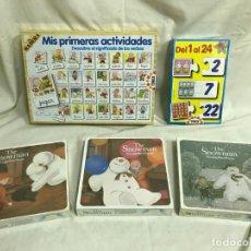 Puzzles: GRUPO DE CINCO PUZZLES INFANTILES: EDUCA Y HESTAIR . A ESTRENAR. Lote 205842730