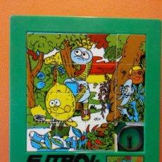 Puzzles: JUEGO PUZZLE. FUTBOL EN ACCION. MEDIDAS 17*20 CM. Lote 206204303