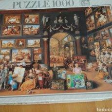 Puzzles: PUZZLE EDUCA, 1000 PIEZAS. GALERIA DE ARTISTAS. Lote 206252187