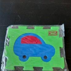 Puzzles: PUZZLE NIÑOS PASCUAL CRECIMIENTO COLOR VERDE SIN ABRIR. Lote 206424006