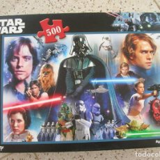 Puzzles: PUZZLE STAR WARS. Lote 206432433
