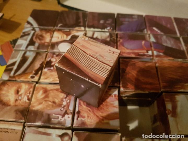 Puzzles: ROMPECABEZAS PUZZLE BORRAS LA GUERRA DE LAS GALAXIAS - Foto 3 - 207028263