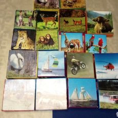 Puzzles: LOTE 18 PUZZLE EDUCA NESQUIK INSTANTÁNEO OBSEQUIO VER FOTOS ESTADO Y DESCRIPCIÓN. Lote 207038261