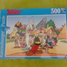 Puzzles: RAVENSBURGER - PUZZLE CON DISEÑO DE ASTERIX, 500 PIEZAS 36 X 49 CM. ASTERIX Y CO. Lote 207250653