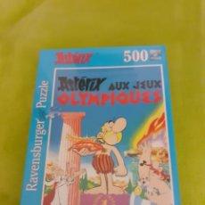 Puzzles: RAVENSBURGER - PUZZLE ASTERIX, 500 PIEZAS 36 X 49 CM. ASTERIX JUEGOS EN LOS OLIMPICOS. Lote 207250670