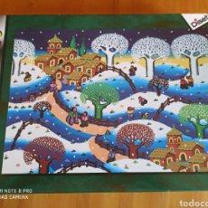 Puzzles: PUZZLE DISET, 1000 PIEZAS, IMPECABLE. Lote 207271445