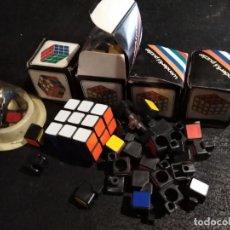 Puzzles: LOTE DE PUZZLES ESTILO RUBIK AÑOS 80 (CON DEFECTO PARA REPARAR). Lote 207613132