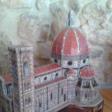 Puzzles: PUZZLE 3D. MB. IL DUOMO DI FIRENZE. CATEDRAL DE FLORENCIA. Lote 209727757