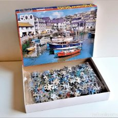 Puzzli: PUZZLE 500 PIEZAS NUEVO COMPLETO. Lote 209772716
