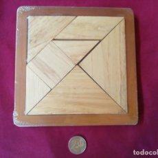 Puzzles: ROMPECABEZAS DE MADERA. SIN USO.. Lote 211395937