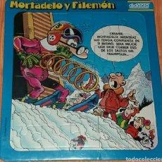 Puzzles: LOTE 5 PUZZLES MORTADELO Y FILEMÓN DIDACTA PRECINTADOS. Lote 211496076