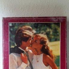 Puzzles: LOVE STORY PUZZLE DE EL FILM CLASICO DEL AÑO 1970 NUEVO SIN ABRIR 500 PIEZAS UNICO VER FOTOS. Lote 211572897