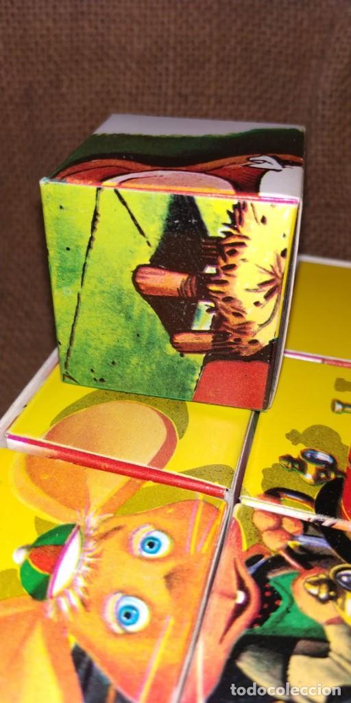 Puzzles: ANTIGUO PUZZLE TOPO GIGIO. EDIGRAF, BARCELONA. - Foto 2 - 211695763